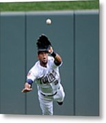 Aaron Hicks Metal Print