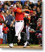 Adam Jones Metal Print