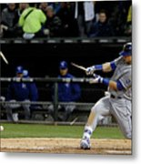 Alex Gordon Metal Print