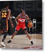 Atlanta Hawks v Washington Wizards Metal Print