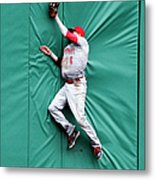 Billy Hamilton and Travis Snider Metal Print