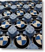 BMW Ahead Of 2009 Earnings Metal Print