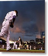 Brandon League Metal Print