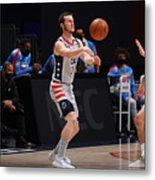 Brooklyn Nets v Washington Wizards Metal Print