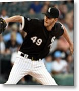 Chris Sale Metal Print