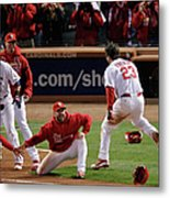 David Freese Metal Print