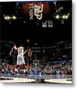 Evan Fournier Metal Print