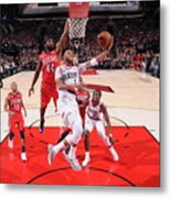 Evan Turner Metal Print