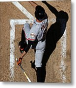 Hunter Pence Metal Print