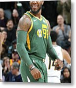 Jae Crowder Metal Print