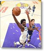 Minnesota Timberwolves v LA Lakers Metal Print