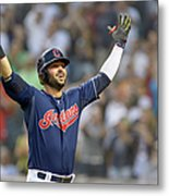Nick Swisher Metal Print