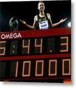 Nike Prefontaine Classic-Day1 Metal Print
