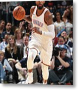 Paul George Metal Print