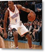 Semaj Christon Metal Print
