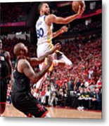 Stephen Curry Metal Print