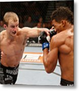 The Ultimate Fighter Finale: Ronson vs Lee Metal Print