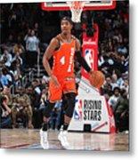 2020 NBA All-Star - Rising Stars Game Metal Print