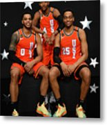 2020 NBA All-Star - Rising Stars Game Metal Print
