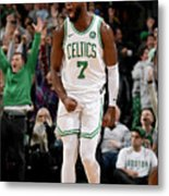 Jaylen Brown Metal Print