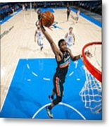 San Antonio Spurs v Oklahoma City Thunder Metal Print