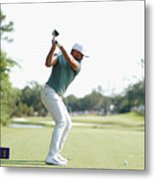 THE PLAYERS Championship - Round One Metal Print