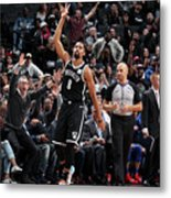 Spencer Dinwiddie Metal Print