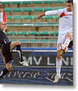 AS Bari v SS Lazio - Serie A Metal Print