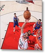 Enes Kanter Metal Print