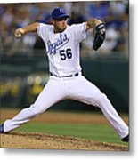 Greg Holland Metal Print