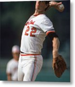 Jim York Metal Print
