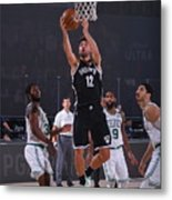 Joe Harris Metal Print