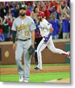 Joey Gallo Metal Print