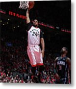 Norman Powell Metal Print