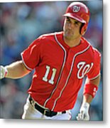 Ryan Zimmerman Metal Print