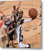 Will Barton Metal Print