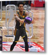 2020 NBA All-Star - Taco Bell Skills Challenge Metal Print