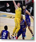 2021 70th NBA All-Star Game Metal Print