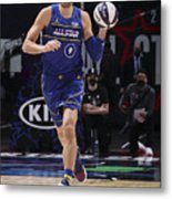 2021 NBA All-Star - Taco Bell Skills Challenge Metal Print