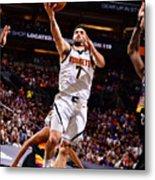 2021 NBA Playoffs - Denver Nuggets v Phoenix Suns Metal Print