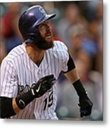 Charlie Blackmon Metal Print