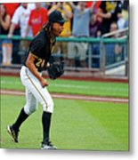 Chris Archer Metal Print