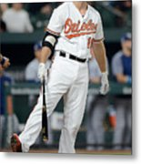 Chris Davis Metal Print