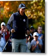 Ryder Cup - Day Two Foursomes Metal Print