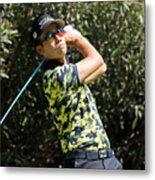 World Golf Championships-Mexico Championship - Round One Metal Print