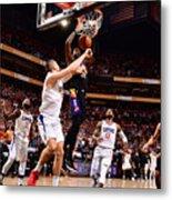 2021 NBA Playoffs - LA Clippers v Phoenix Suns Metal Print