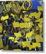 America v Tijuana - Torneo Apertura 2016 Liga MX Metal Print