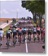 Cycling: 104th Tour de France 2017 / Stage 7 Metal Print