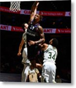 Dwight Howard Metal Print