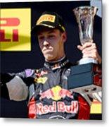 F1 Grand Prix of Hungary Metal Print